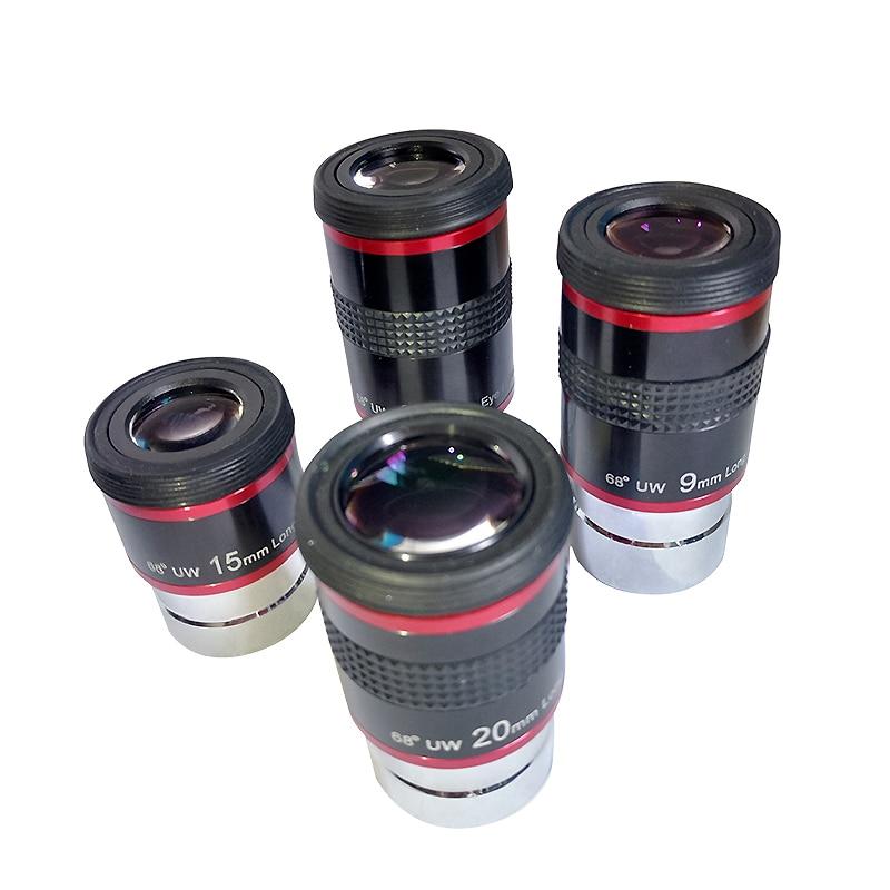 1PC Eyepiece FMC 1.25