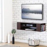 Плавающие ТВ стоять настенное крепление ТВ кабинет media консоли Развлечения центр ТВ стенд ds210001wb