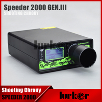 Hlurker GUARDER Chronograph SPEEDER 2000 Shooting Chrony Can Storage 10 Set Of Data Better Than X3200