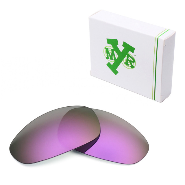 MRY POLARIZED Replacement Lenses for Oakley Juliet Sunglasses Plasma Purple