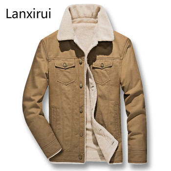 xxxxl casual jackets and coats for men 2016 winter windbreaker thicken fleece man parka pluse size hooded hombre overcoats Men Winter Fleece Thick Jackets Coats Jaqueta Masculina Male Casual Fashion Slim Fitted Large Size Jackets Hombre