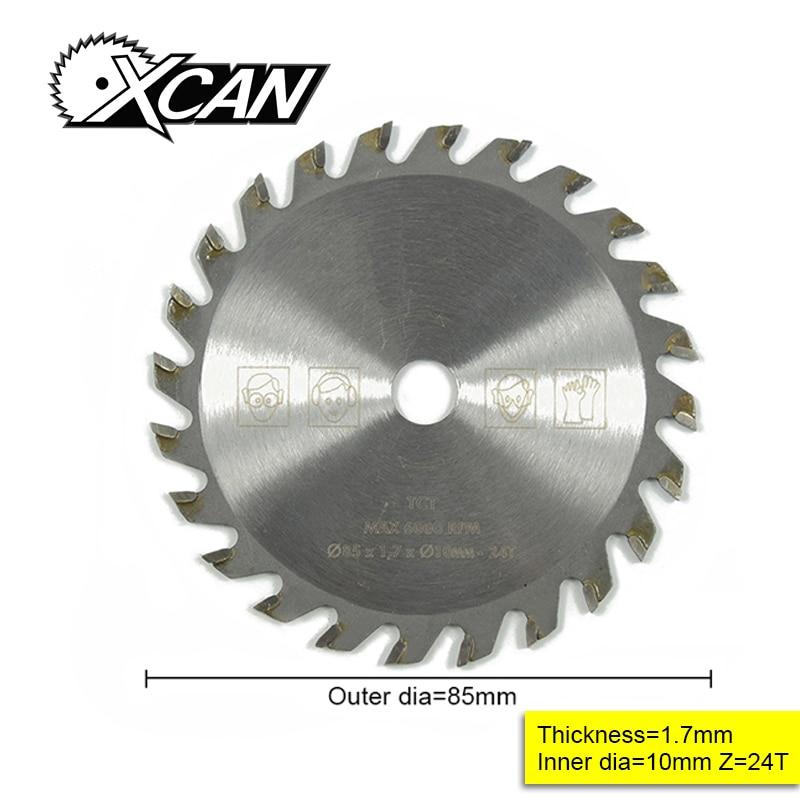 1pcs Out Diameter 85 Mm High Quality Mini Circular Saw Blade Wood Cutting Blade