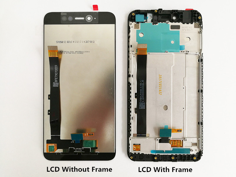 HTB1oDpbeRjTBKNjSZFNq6ysFXXaS 1920*1080 5.5 Inch AAA Quality LCD+Frame For Xiaomi Redmi Note 5A LCD Display Screen For Redmi Note 5A Prime Y1 / Y1 Lite LCD