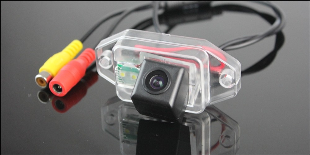 Car Camera For TOYOTA FJ Cruiser High Quality Rear View Back Up Camera For Friends Use CCD + RCAshow 2