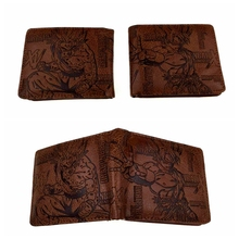 New Anime Dragon Ball Z Bifold Wallet Leather PU Coin Purse