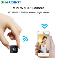 Mini Wifi IP Camera Night Vision HD 1080P Mini Camcorder Motion Detection Video Voice Recording Mini