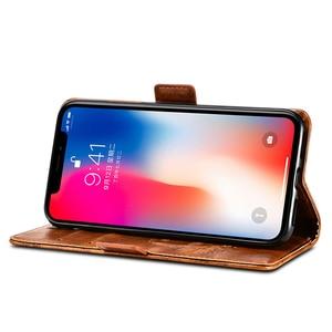 Image 4 - Para Huawei P Smart Plus 2019 Caso Retro Da Flor Do Vintage Carteira de Couro PU Caso Capa para Huawei P Smart Plus 2019 Caso Fundas
