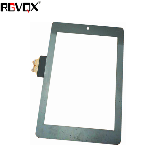 """New Touch Screen for ASUS For Google Nexus 7 ME370T ME370TG 7"""" Black Front Tablet Touch Panel Glass Replacement parts"""
