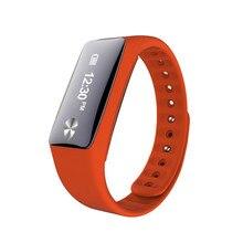 Расширенный Новинка 2017 года спортивные умный Браслет Шагомер Браслет Bluetooth часы деятельность Фитнес трекер