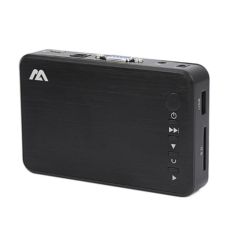 Mini 1080P HDMI մուլտիմեդիա նվագարկչի - Տնային աուդիո և վիդեո - Լուսանկար 5