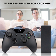 PC Wireless Receiver For Microsoft XBOX ONE Adapter Controller Receiver Work with Windows 7/8/10 цена и фото