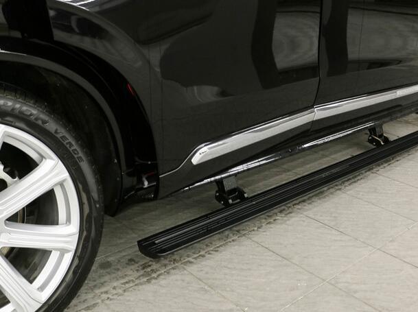 Offre spéciale en alliage d'aluminium côté marchepied pédale électrique pour 2015 + XC90