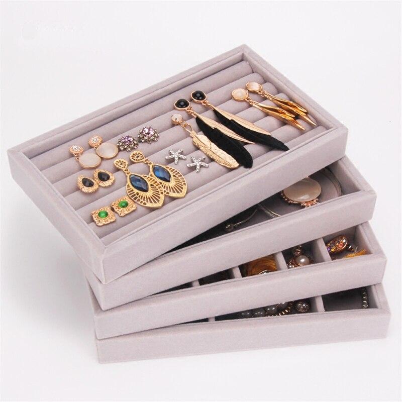 210*120*26mm jewelry display tray Organizer Case Jewellery Box Holder Stand Jewlery Box Bracelet Display Trays free shipping