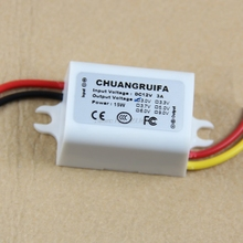 Converter 12V Step Down To 3V 3A 15W Power Supply Module DC/