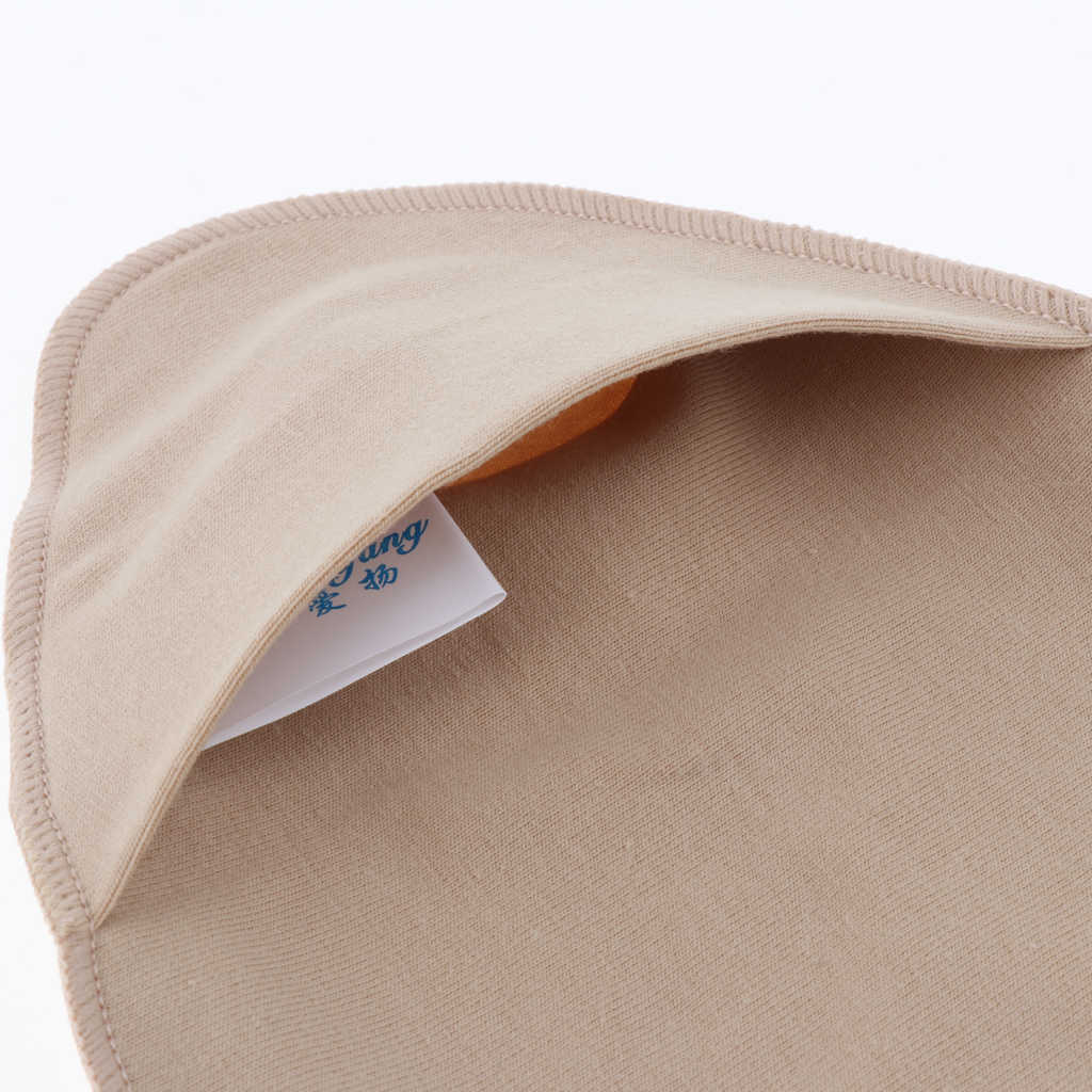 Hohe Qualität Baumwolle Schützen Tasche Mastektomie Silikon Brust Formen Abdeckung Taschen für Prothese Künstliche Gefälschte Titten