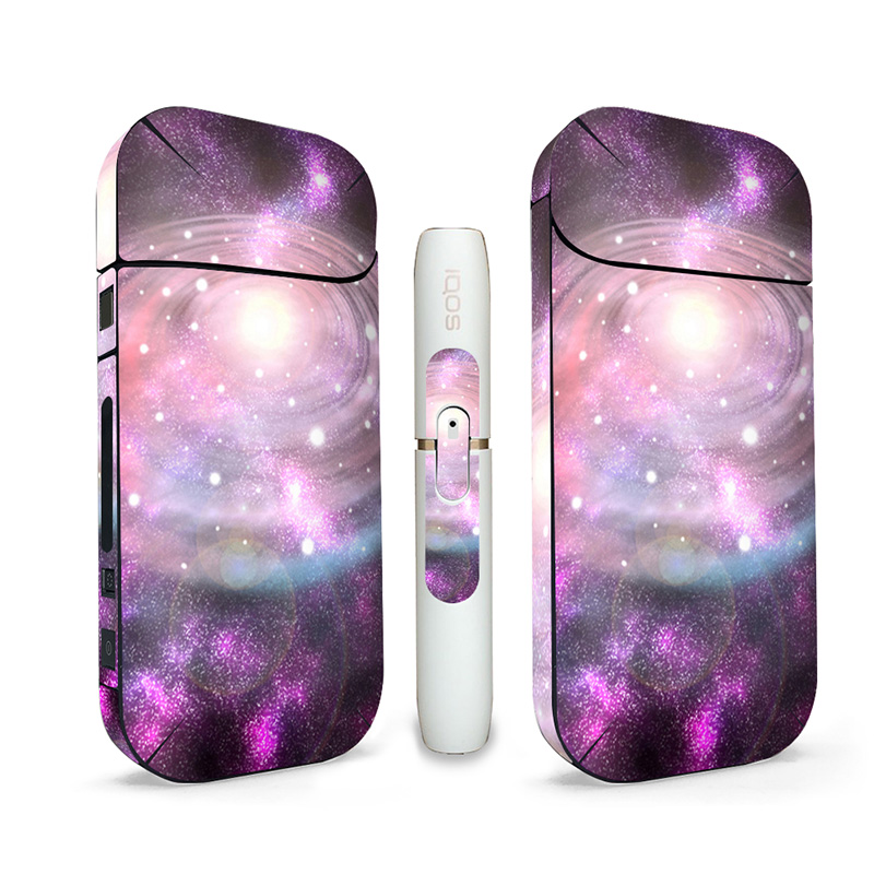 Hot Protective Cover full body Pouch Vapor Holder <font><b>Sticker</b></font> Skin For <font><b>IQOS</b></font> 2.4P 123G image