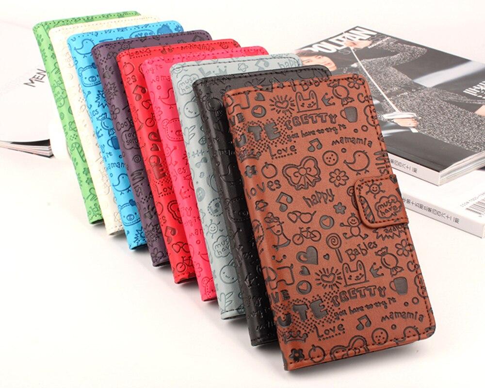 Бумажник флип чехол для Blackview bv8000 Pro оригинальный кожаный чехол для телефона BV 8000 Pro Чехол 5.0 дюймов прекрасный мультфильм стенд Чехол