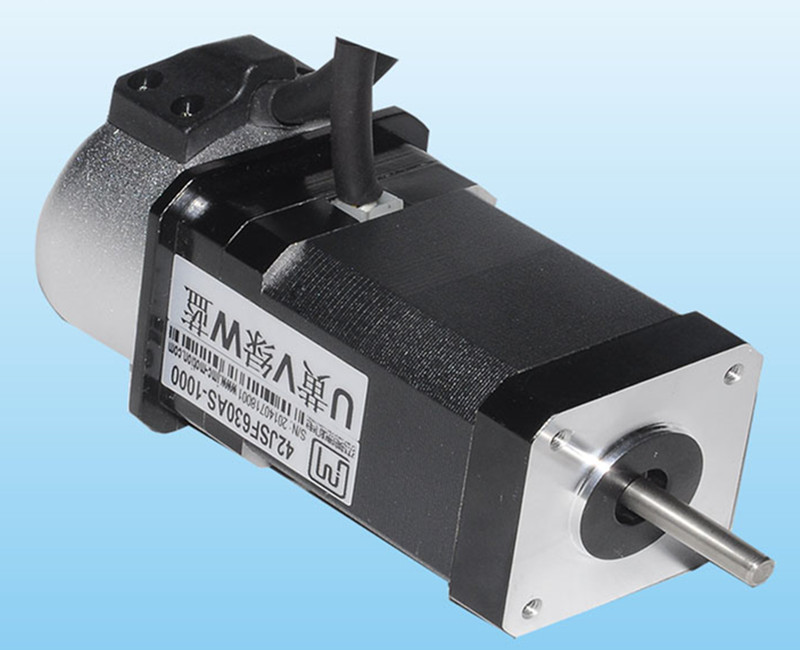 64W 24VDC 0.2N.m NEMA17 Brushless DC servo motor driver kit 1000 line 3000rpm JMC 42JSF630AS+MCAC706
