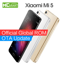 Original Xiaomi Mi5 Pro Prime smartphone In Stock Mi 5 Snapdragon 820 3000mAh Dual SIM Card 4K Video Mobile Phones