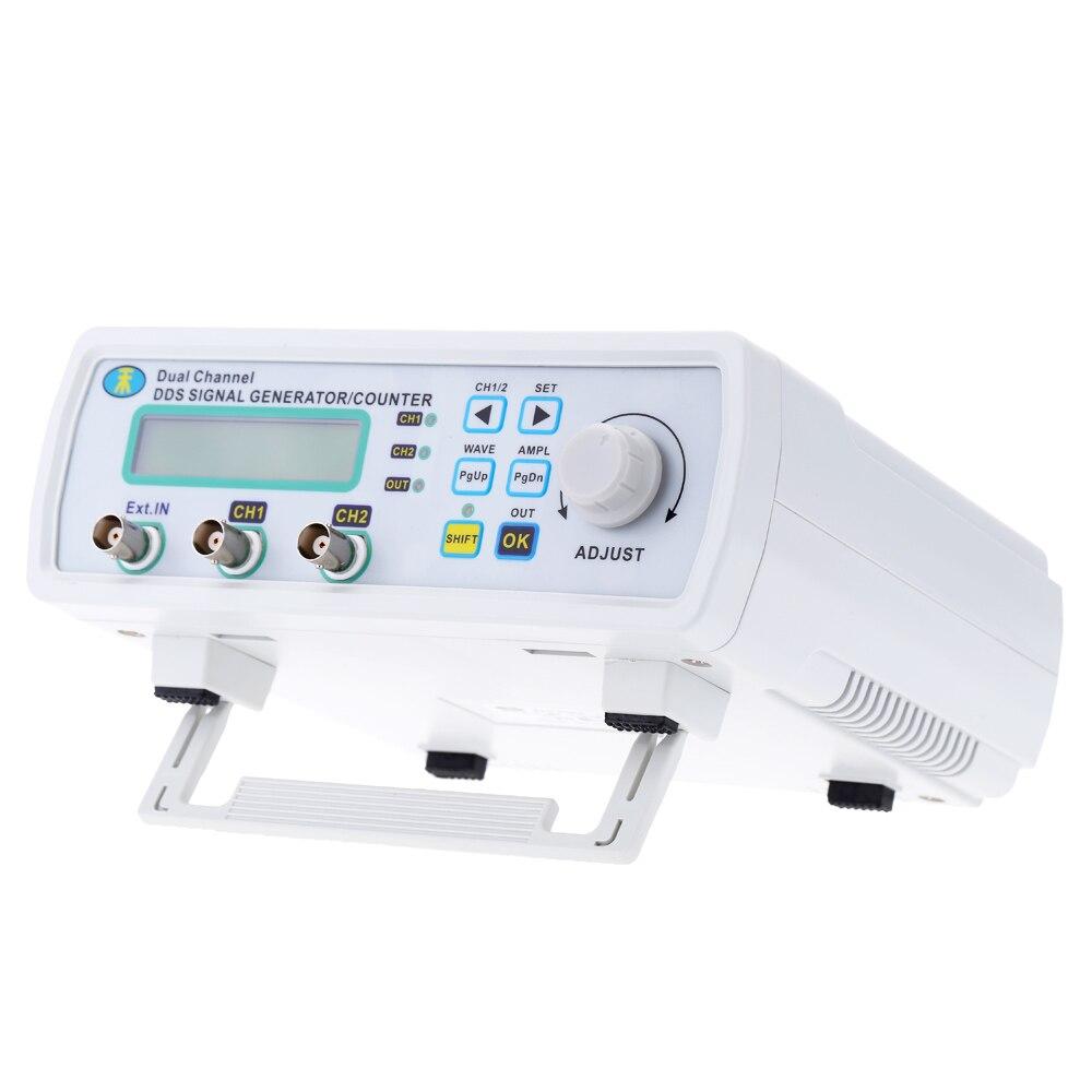 Mini générateur de Signal numérique DDS fonction compteur de Source de Signal double canal générateur de fréquence de forme d'onde arbitraire 200msa/s 25MHz