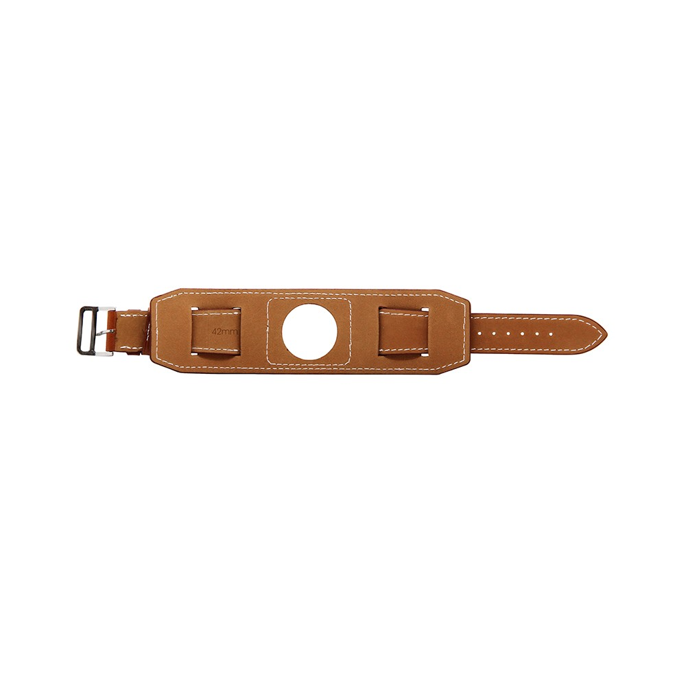 Apple Watch Cuff bracelet Brown 6