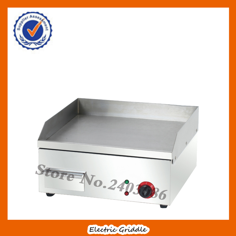 hot sale Commercial resturant kitchen cooking equipment desktop industrial stainless steel electric flat plate grill griddle stainless steel electric double ceramic stove hot plate heater multi cooking cooker appliances for kitchen 220 240v vde plug