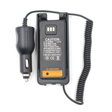 TYT MD2017 Carregador de Carro Eliminador De Bateria para TYT Rádio DMR Digital MD 2017