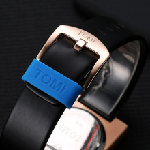 Ultra Thin Wristwatch Female Clock