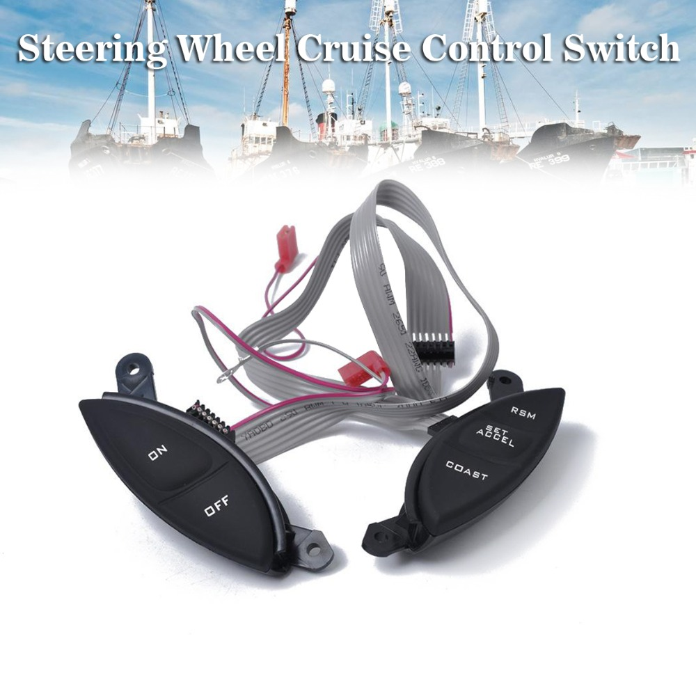 High Quality Steering Wheel Cruise Control Switch Repalces SW-5928 F87Z9C888BB