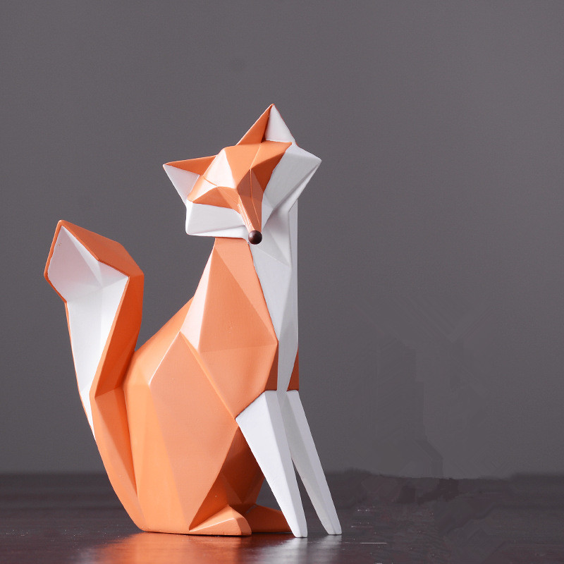Origami Fox - Origami for Kids - Easy Peasy and Fun | 800x800