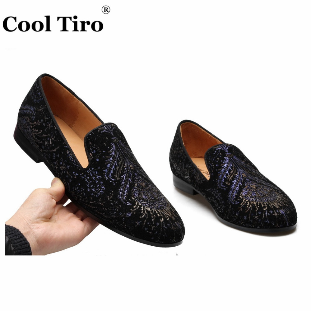 printing Mens Loafers With Tassels Flats (6)