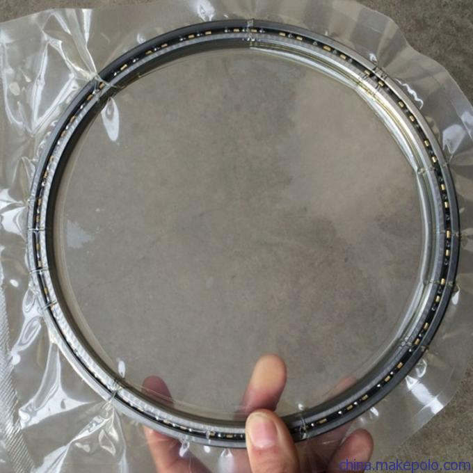 KA080AR0/KA080CP0/KA080XP0 Reail-silm Thin-section bearings (8x8.5x0.25 in)(203.2x215.9x6.35 mm) Robotic arm use Made in China