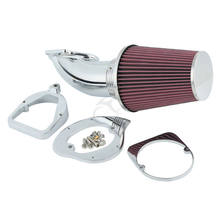 Motorcycle Air Cleaner Cone Intake Filter For Honda Shadow Spirit 750 1998-13(China)