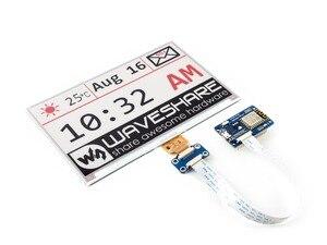 Image 5 - Waveshare ユニバーサル電子ペーパードライバボード wifi と soc ESP8266 waveshare サポート spi e 紙の原料パネル互換性 arduino