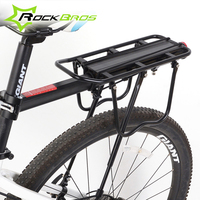 2017 RockBros Mountain Road Bike Rack Repair Stand Rear Seat Cycling Wings For Bicycle Racks Rear