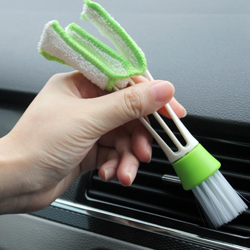 Alijunda 2019 new car car style car cleaning brush for Kia Rio K2 K3 K5 K4 Cerato,Soul,Forte,Sportage R,SORENTO,Mohave,OPTIMA(China)