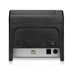 Image 2 - 80mm Pos barkod makbuz fatura termal yazıcı ile yüksek hızlı 300 mm/sn USB LAN bluetooth kullanımı için mutfak otomatik kesici ile