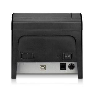"Image 2 - 80mm קופה ברקוד קבלת הצעת חוק תרמית מדפסת wih במהירות גבוהה עבור 300 מ""מ\שנייה עם USB LAN bluetooth להשתמש עבור מטבח עם חותך אוטומטי"