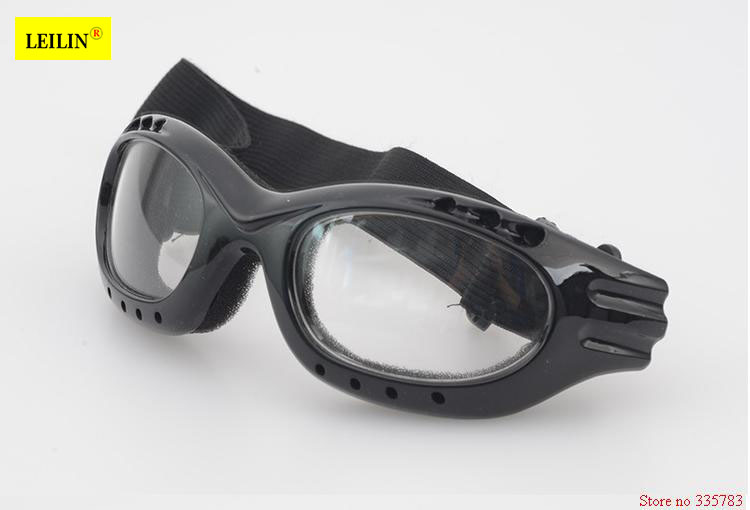 5PCS High-quality protection glasses anti-shock transparent labor windproof glasses wind dust tactical safety glasses