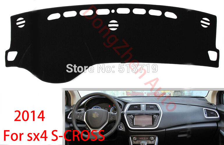 Scaffold Desk Mat : Car dashboard avoid light pad instrument platform desk