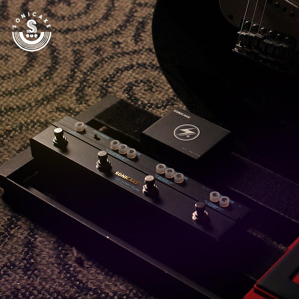 Sonicake multi efeito guitarra pedal twiggy blues
