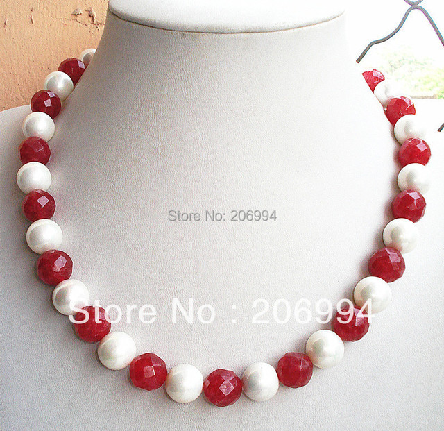 wholesales designer jewelry 19 Genuine 14mm White shell imitation