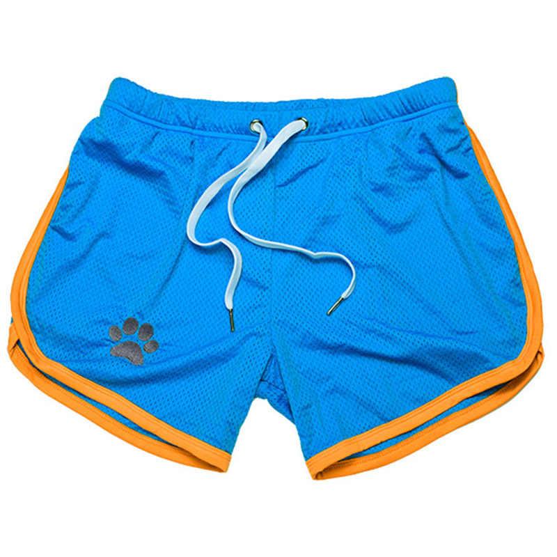 شبكة ملابس السباحة الرجال تنفس ملابس السباحة سونغا لينة سراويل للسباحة لباس سباحة الرجال مجلس سروايل السباحة القصيرة تصفح السراويل ملخصات