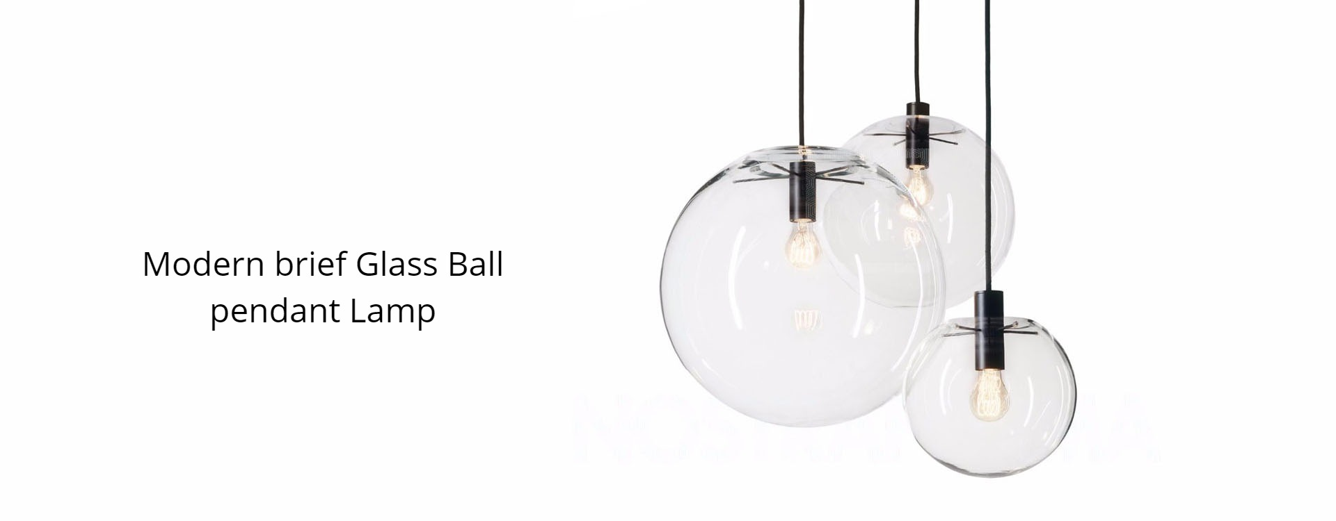 simple white frosted glass ball pendant. shopkeeper recommends simple white frosted glass ball pendant