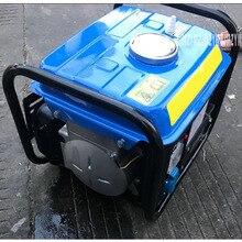 Небольшой бытовой генератор, аварийный резервный генератор энергии, небольшой генератор энергии, портативная автомобильная зарядка 600 Вт 220 В