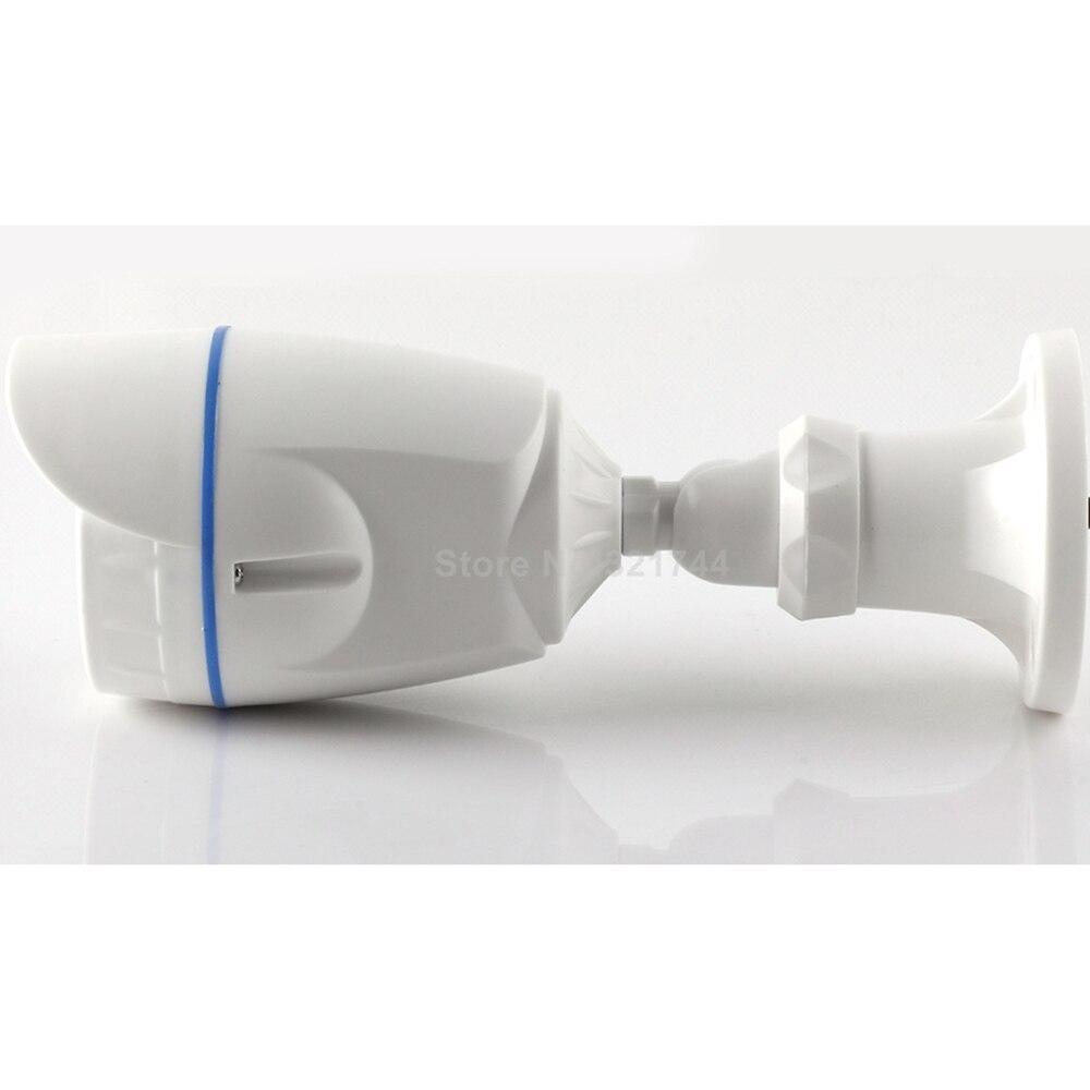 Caméra HD 720P 1080P CCTV à balle | Caméra IP à Vision nocturne extérieure étanche, objectif 3.6mm, caméra de sécurité XMEYE POE en option