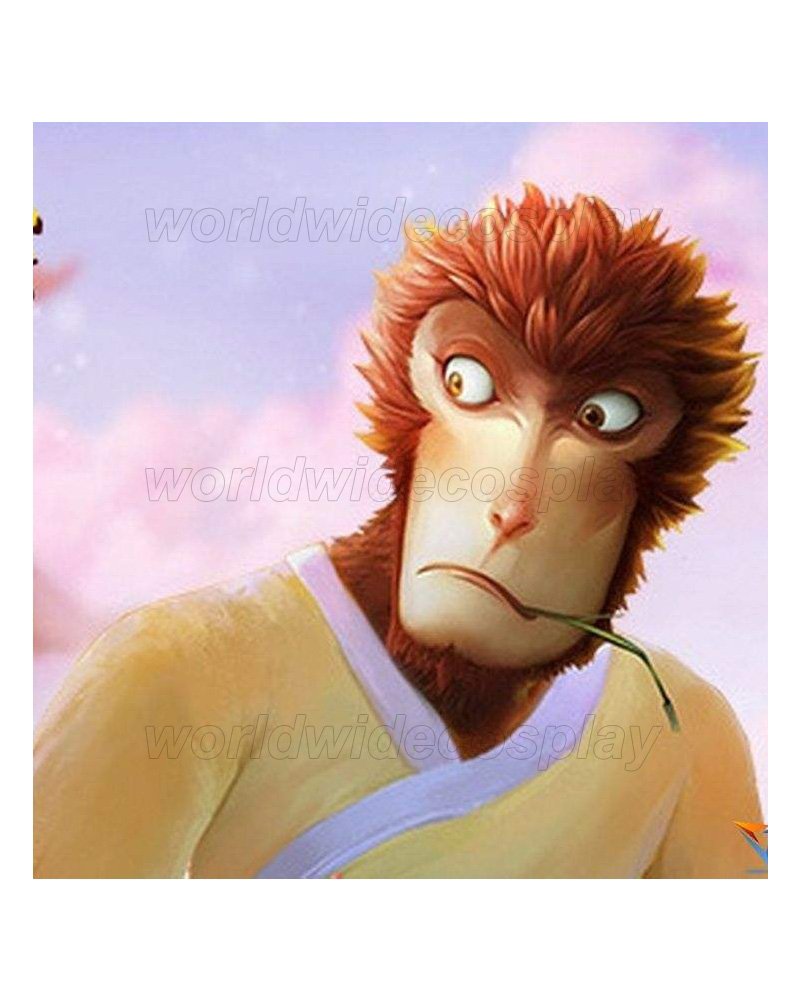 Halloween And Christmas.Us 45 0 Monkey King Hero Is Back Cosplay Wig Free Shipping For Halloween And Christmas On Aliexpress 11 11 Double 11 Singles Day