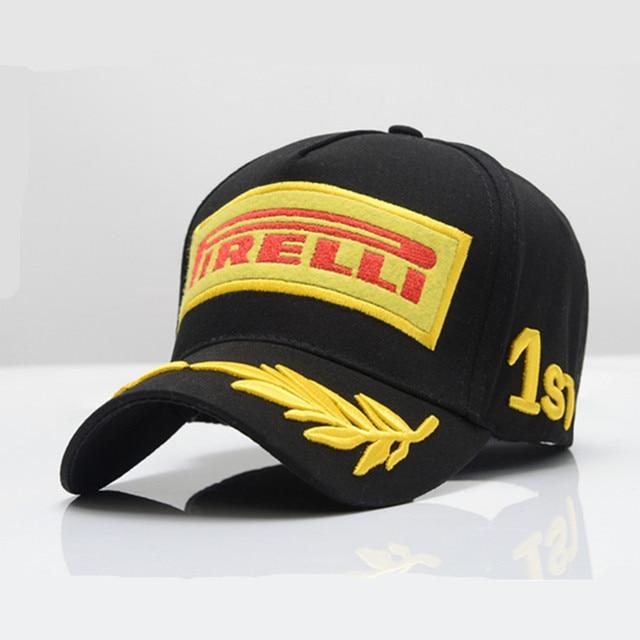 High Quality MOTO GP VR 46 Motorcycle 3D Embroidered F1 Racing Cap Men  Women Snapback Caps VR46 Baseball Cap Hats cf5ea4f1d7f6