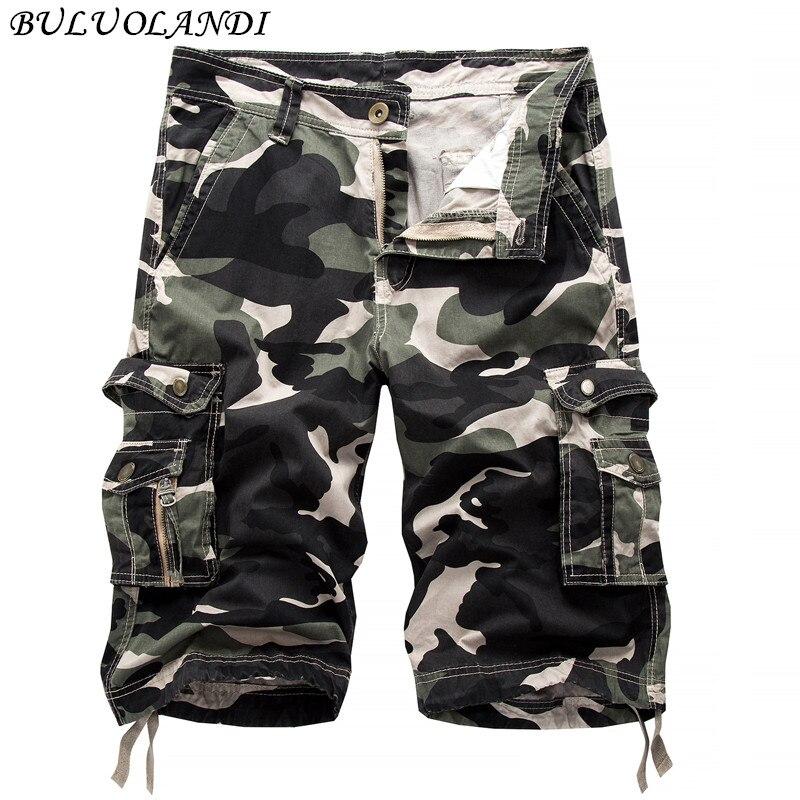 2017 nyári álcázás férfi rövidnadrág nyári alkalmi rövid - Férfi ruházat