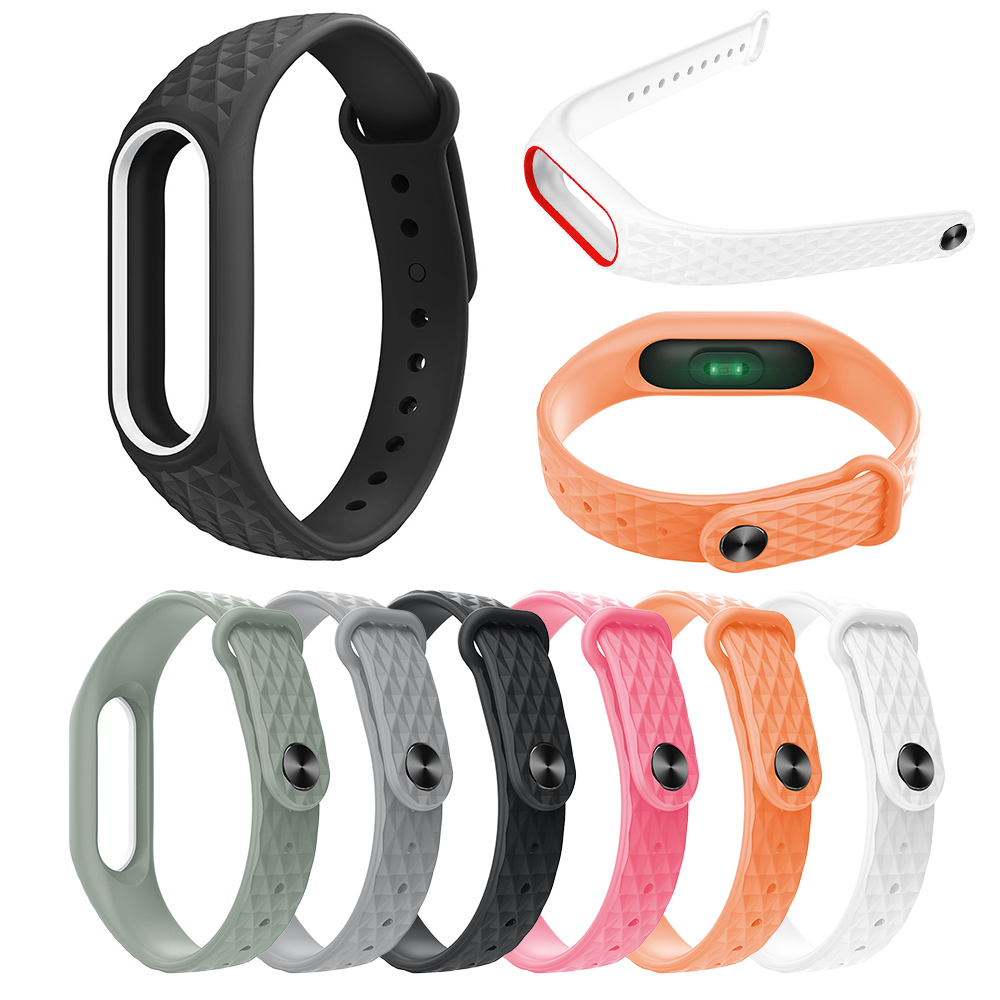 Replacement-Strap Mi-Band 2-Bracelet Multi-Color Xiaomi for Strengthen